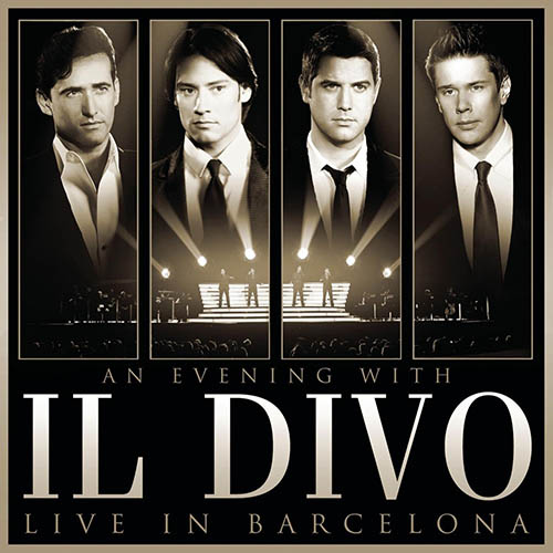 Il Divo - AN EVENING WITH IL DIVO: LIVE IN BARCELONA (CD + DVD)