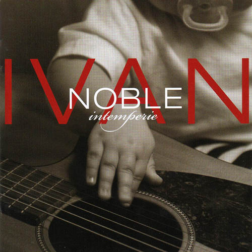 Tapa del CD INTEMPERIE - Ivan Noble