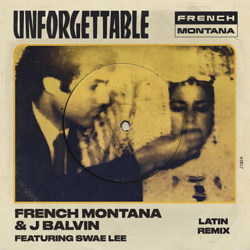 J Balvin - UNFORGETTABLE - SINGLE