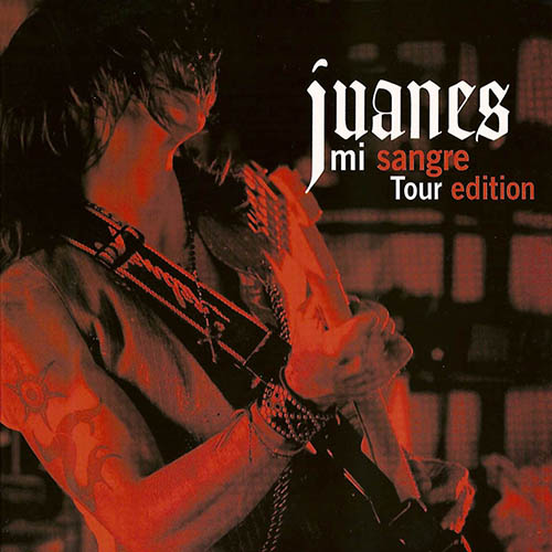 Juanes - MI SANGRE TOUR EDITION CD + DVD