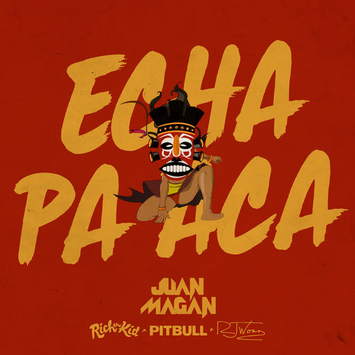 Juan Magán - ECHA PA´ ACÁ - SINGLE