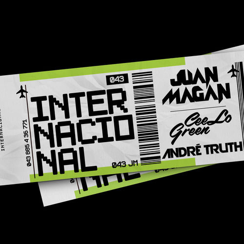 Juan Magán - INTERNACIONAL - SINGLE
