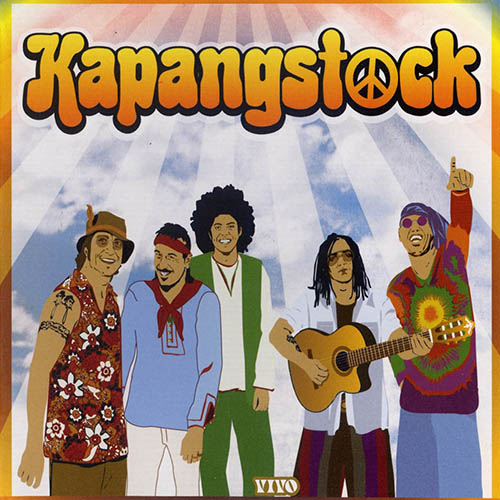 Kapanga - KAPANGSTOCK  CD