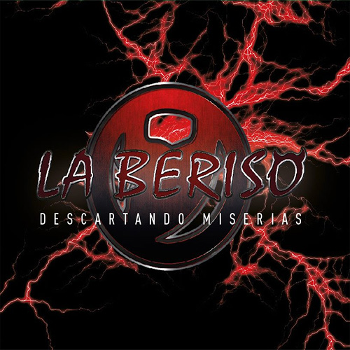 Tapa del CD DESCARTANDO MISERIAS - La Beriso