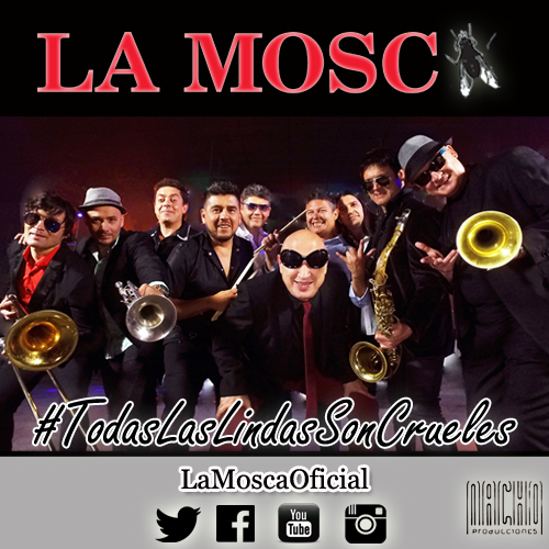 La Mosca - TODAS LAS LINDAS SON CRUELES - SINGLE