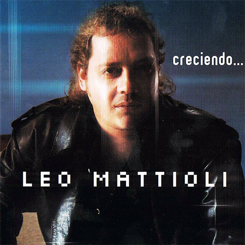 Tapa del CD CRECIENDO