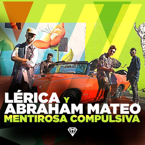 Lérica - MENTIROSA COMPULSIVA - SINGLE