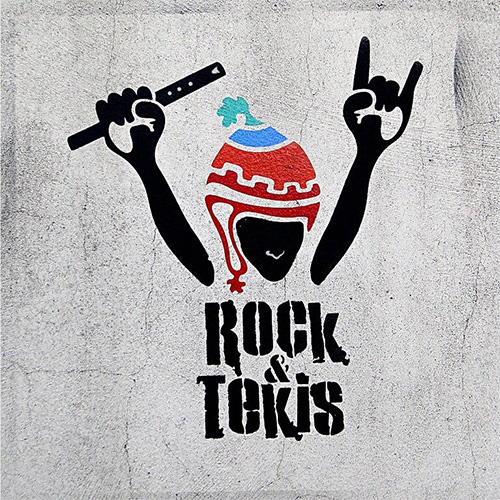 Tapa del CD ROCK & TEKIS