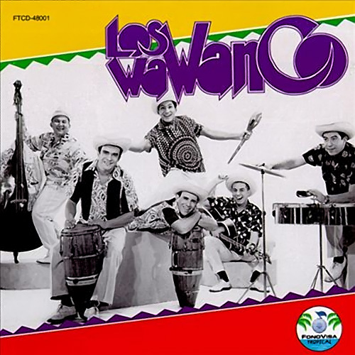 Tapa del CD WAWANC� VOL. 1