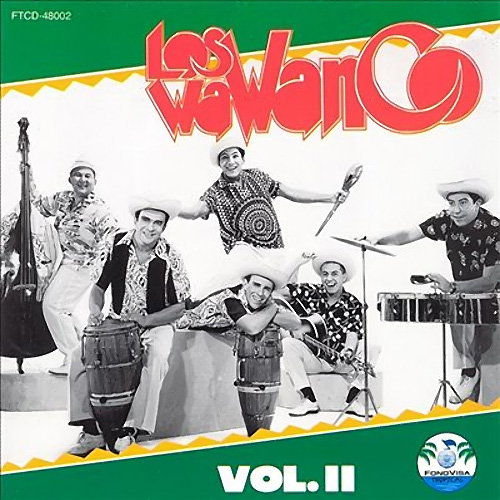 Tapa del CD WAWANC� VOL. 2