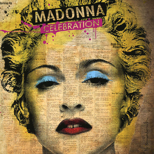Madonna - CELEBRATION - 2 CDS - CD I