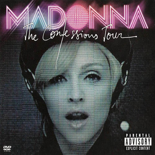 Madonna - THE CONFESSIONS TOUR - LIVE FROM LONDON (CD + DVD)