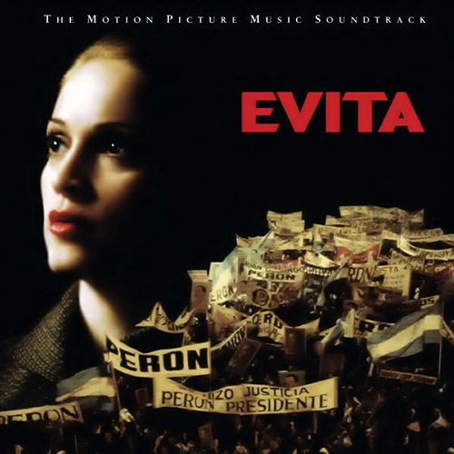 Madonna - SELECTIONS FROM EVITA