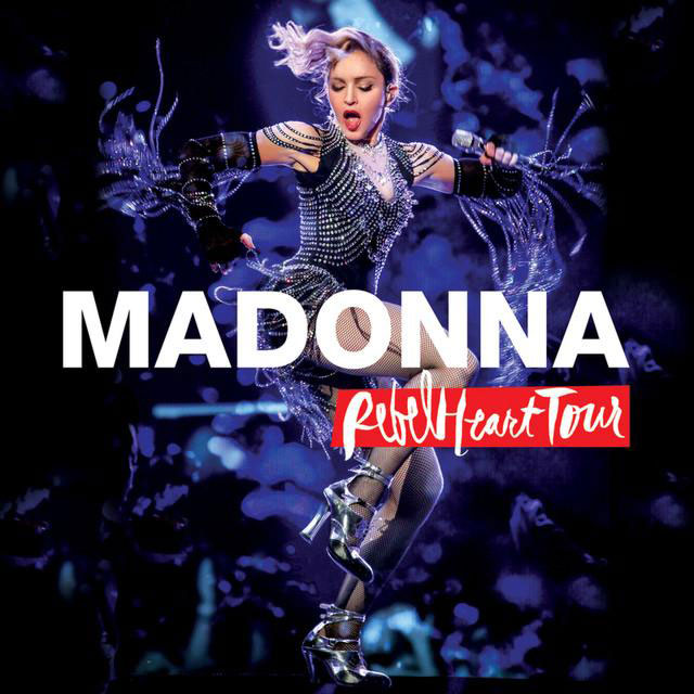Madonna - REBEL HEART TOUR (CD+DVD)