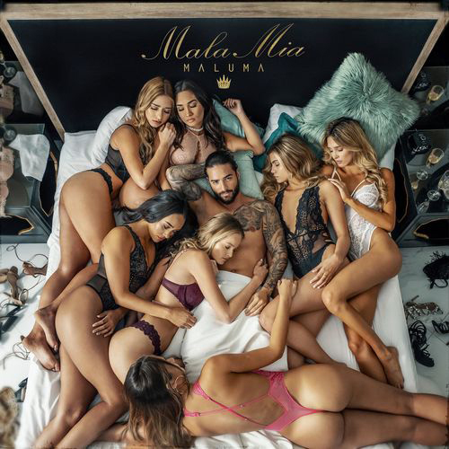 Maluma - MALA MÍA - SINGLE