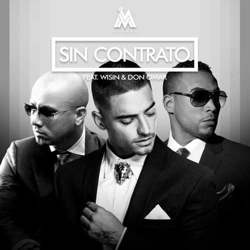 Maluma - SIN CONTRATO - SINGLE