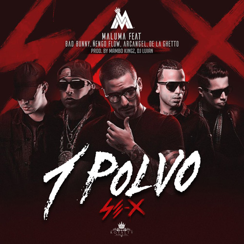 Maluma - 1 POLVO - SINGLE
