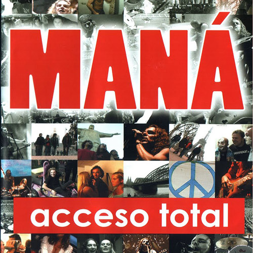 Man� - DVD ACCESO TOTAL