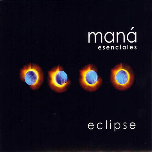 Tapa del CD ESENCIALES: ECLIPSE - Man�