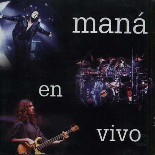 Tapa del CD MANA EN VIVO CD I - Man�