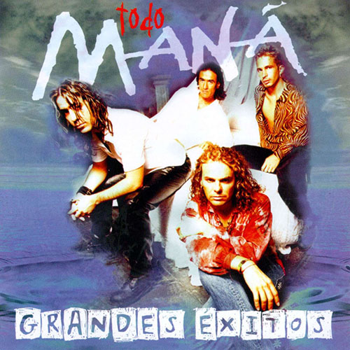 Tapa del CD GRANDES EXITOS - Man�