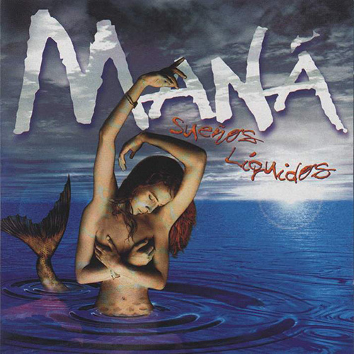 Tapa del CD SUE�OS LIQUIDOS - Man�