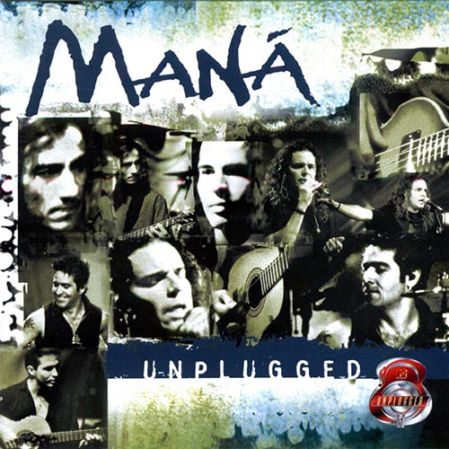 Tapa del CD UNPLUGGED - Man�