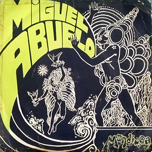 Tapa del CD SIMPLE 1970 - Miguel Abuelo
