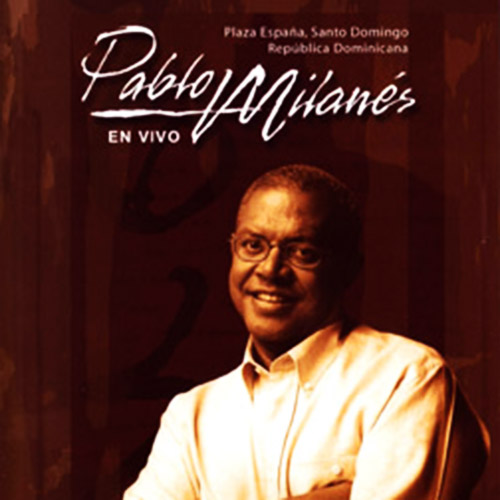 Pablo Milanes - EN VIVO -  - REP. DOMINICANA - DVD + CD