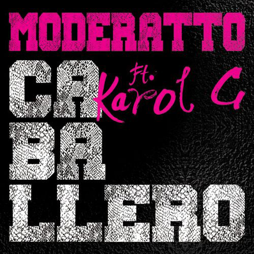 Moderatto - CABALLERO - SINGLE
