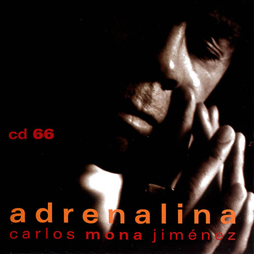 Tapa del CD ADRENALINA