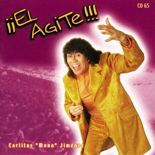 Tapa del CD EL AGITE