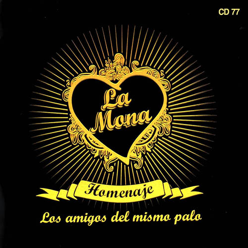 Tapa del CD HOMENAJE CD II - La Mona Jim�nez