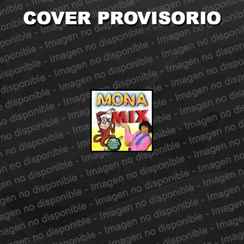 Tapa del CD MONA MIX - La Mona Jim�nez