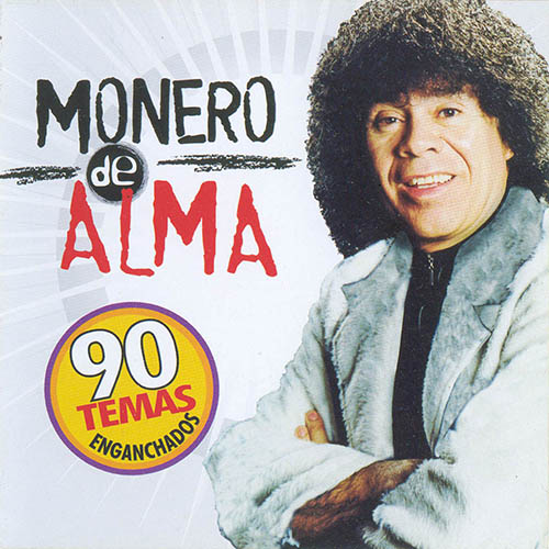 Tapa del CD MONERO DE ALMA CD 2 - La Mona Jim�nez