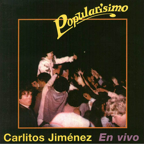 Tapa del CD POPULAR�SIMO - La Mona Jim�nez