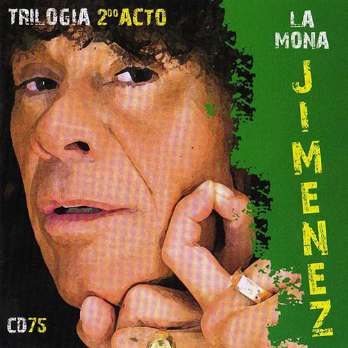 Tapa del CD TRILOGIA 2do ACTO - La Mona Jim�nez