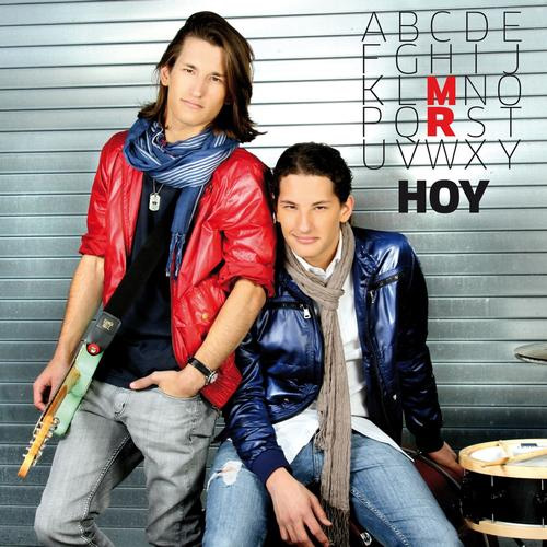 Tapa del CD HOY (SINGLE) - MR - Mau y Ricky Montaner