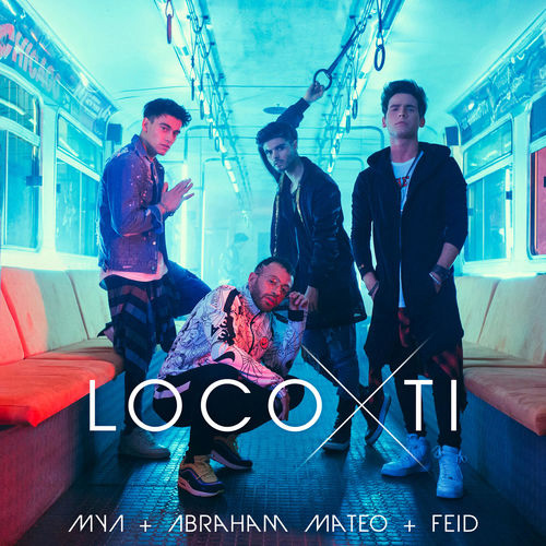 MyA (Maxi y Agus) - LOCO POR TI - SINGLE