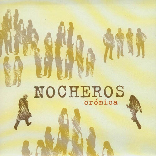 Tapa del CD CR�NICA - Los Nocheros