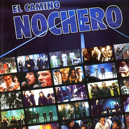 Tapa del CD EL CAMINO NOCHERO - DVD