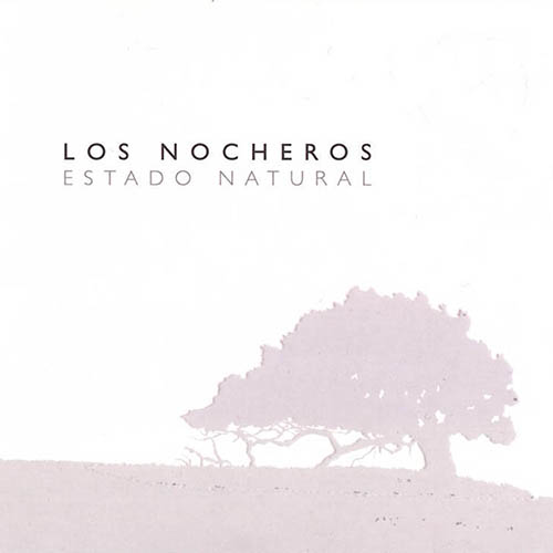 Tapa del CD ESTADO NATURAL - Los Nocheros