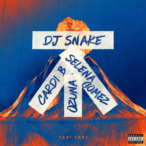Ozuna - TAKI TAKI - SINGLE