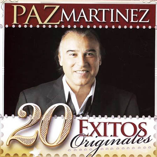 Paz Martinez - 20 �XITOS ORIGINALES