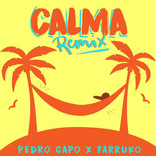 Pedro Capó - CALMA REMIX - SINGLE