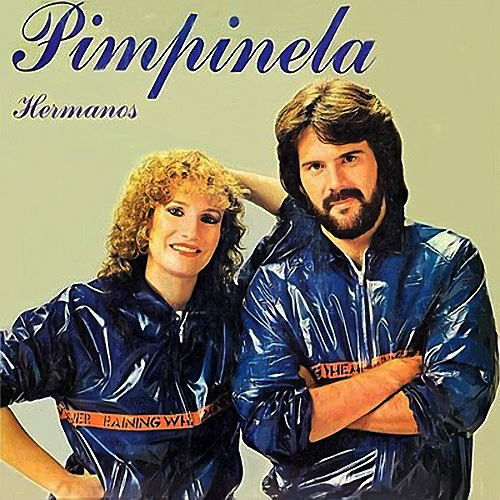 Tapa del CD HERMANOS - Pimpinela