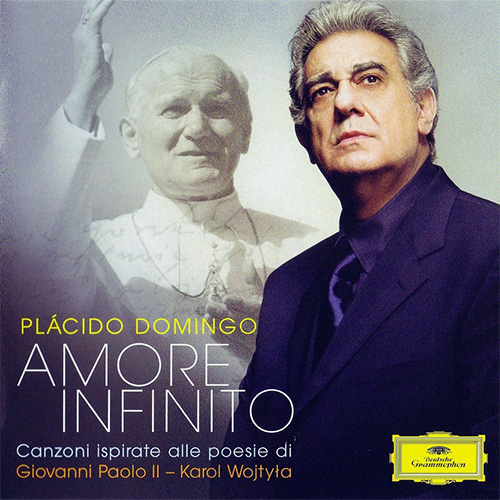 Placido Domingo - AMORE INFINITO