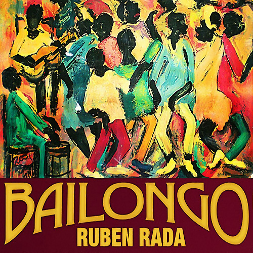 Tapa del CD BAILONGO - Rub�n Rada