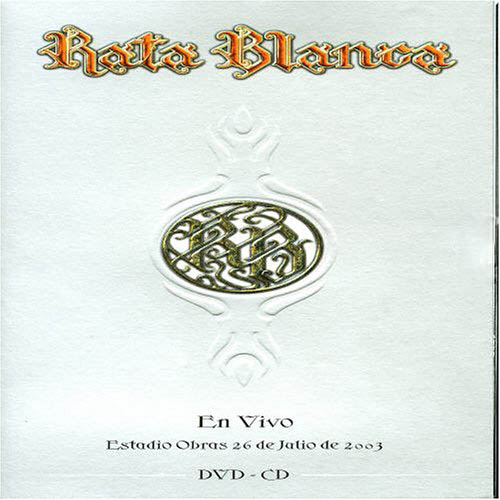 Rata Blanca - VIVO - ESTADIO OBRAS CD + DVD