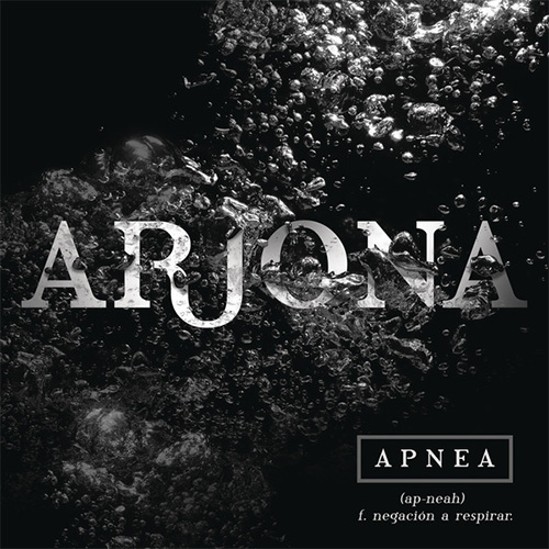 Tapa del CD APNEA - SINGLE - Ricardo Arjona
